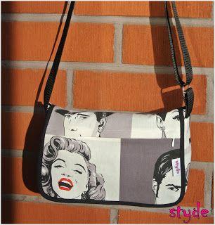 styde: Marilyn - olkalaukku #marilyn #shoulderbag
