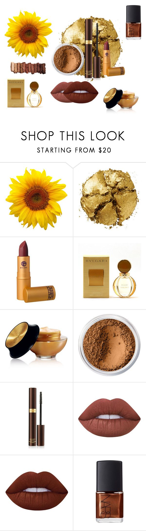 """""""Organic natural makeup"""" by elfafungian on Polyvore featuring beauty, Pat McGrath, Lipstick Queen, Bulgari, Yves Saint Laurent, Bare Escentuals, Tom Ford, Lime Crime, NARS Cosmetics and Urban Decay"""