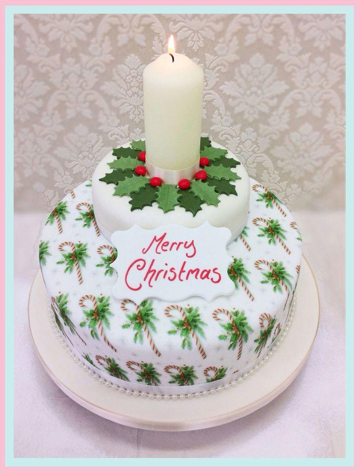The Brilliant Bakers - Christmas Luxury Cake, £85.00 (https://www.thebrilliantbakers.co.uk/christmas-luxury-cake/)