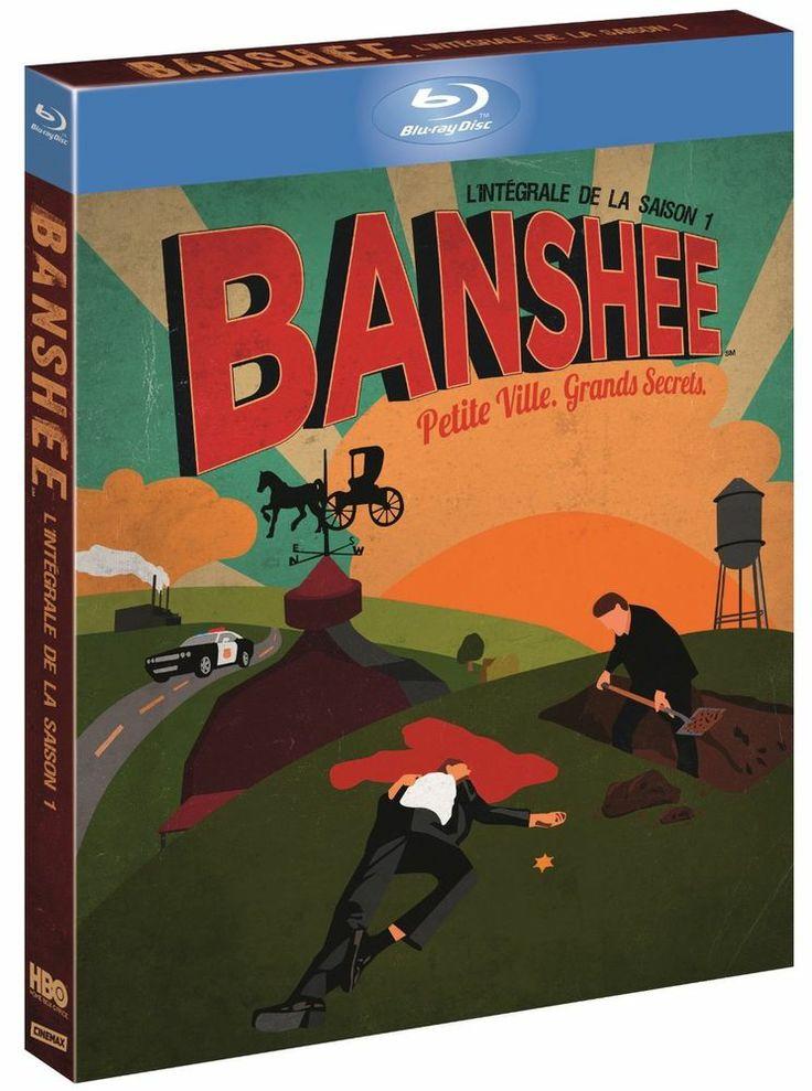Banshee - Saison 1   en BLU-RAY - NEUF