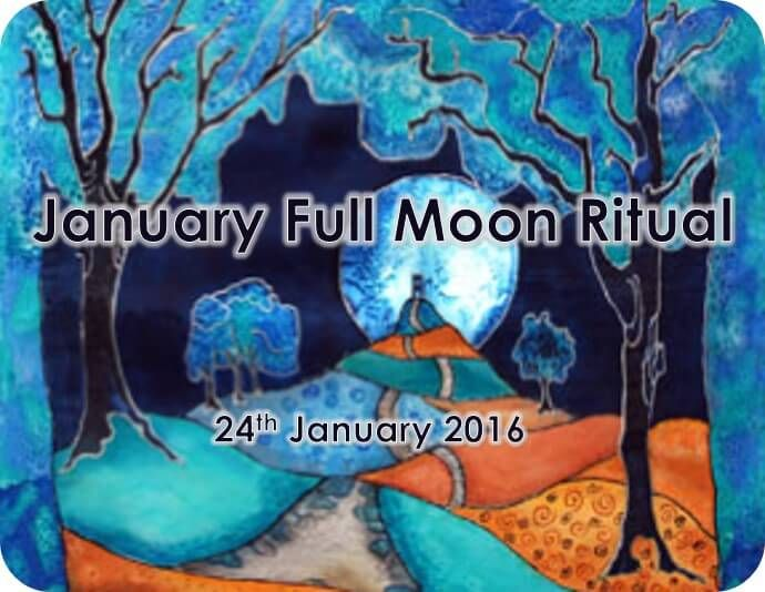 Share on Facebook Share Share on TwitterTweet Share on Google Plus Share Share on Pinterest Share The January full moon on Sunday (24th) is often referred to as the wolf moon. Winter has taken full hold and with many hours of...