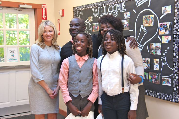 "Two of our students at  Delphi Academy of Boston were nominated and received ""A Class Act""award which was featured on Channel 7 News - in Boston."