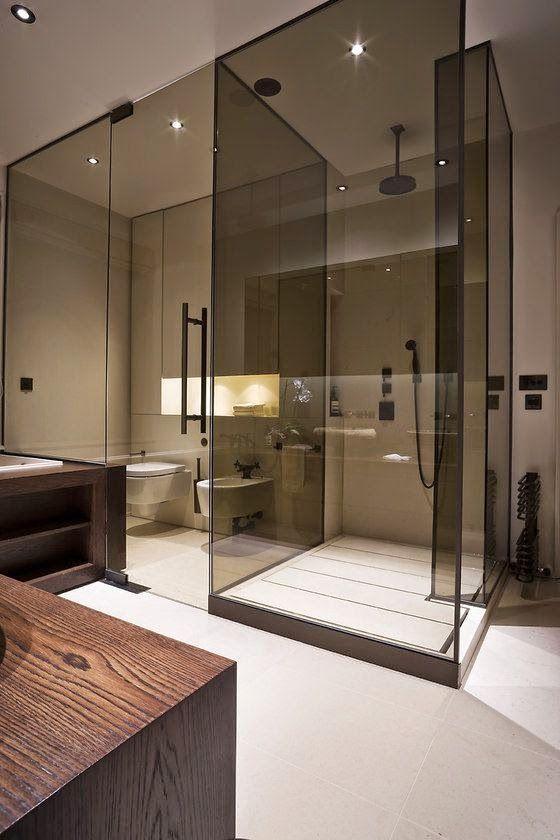 346 best Innenausbau images on Pinterest Flooring, Interiors and - wandverkleidung küche glas