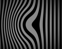 abstract motion graphics by Victor Abramovskiy, via Behance