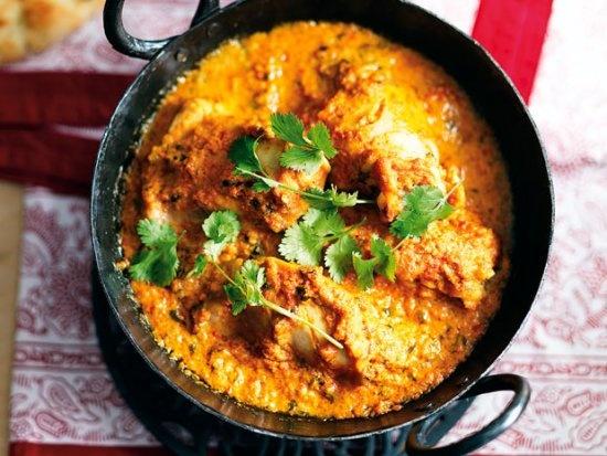 Gizzi Erskine's red yoghurt chicken #food #recipe