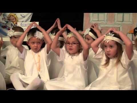 Vánoční besídka MŠ Bambino - Světlá n.S. 2015 - YouTube