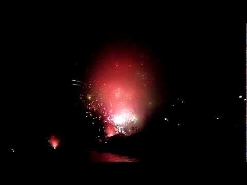 San Diego Firework Show Epic Fail 2012