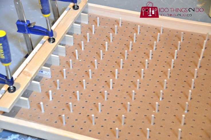 How to make a plinko board plinko board and how to make for Plinko board dimensions