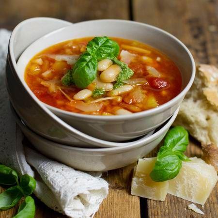 Babos minestrone Recept képpel - Mindmegette.hu - Receptek