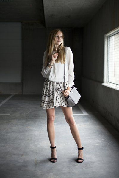 BANDANA SKIRT: A look created by Fashionmugging on Fashiolista.com
