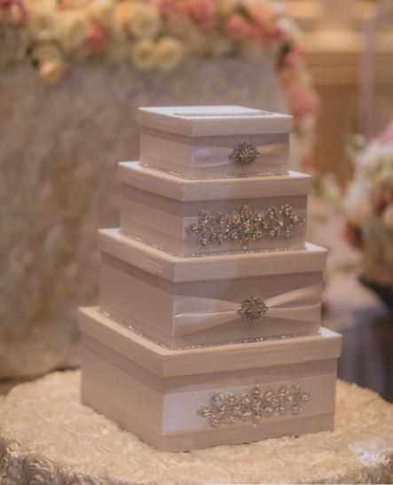 17 Best images about Wedding Card Boxes – How to Decorate a Wedding Card Box