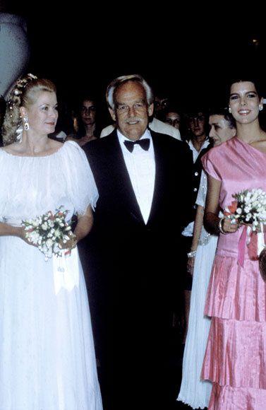 Fotos Baile de la Rosa en Mónaco (1980)