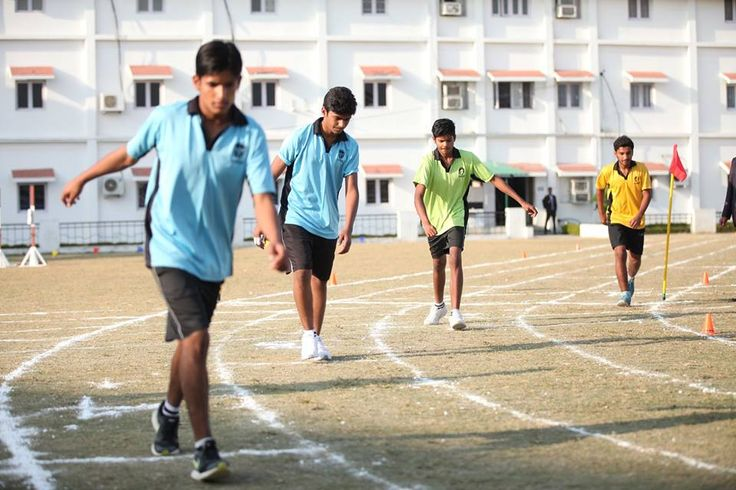 Sports Event in Tula's International School Dehradun,Uttarakhand