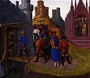 "New artwork for sale! - "" Hugh Capet Seized The Fortresses Of Artois 1460 by Fouquet Jean "" - http://ift.tt/2jNHpXR"