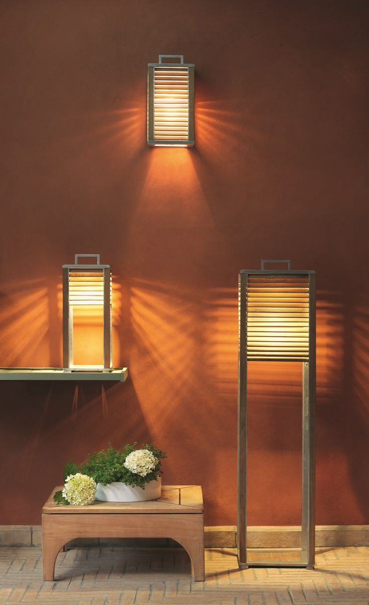 GINGER | Outdoor Wall Lamp