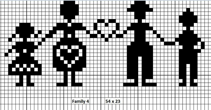 Family 4 - (own pattern)