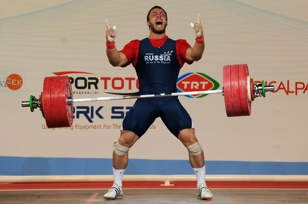 Olympic preview, 105kg weightclass - cannot wait!