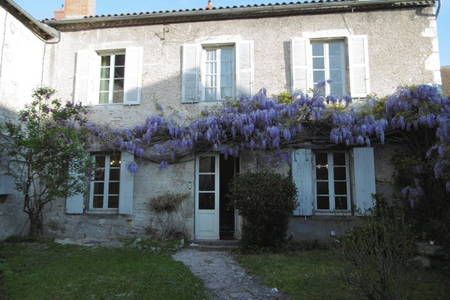 Check out this awesome listing on Airbnb: French 19th century house. - Houses for Rent in Ébreuil