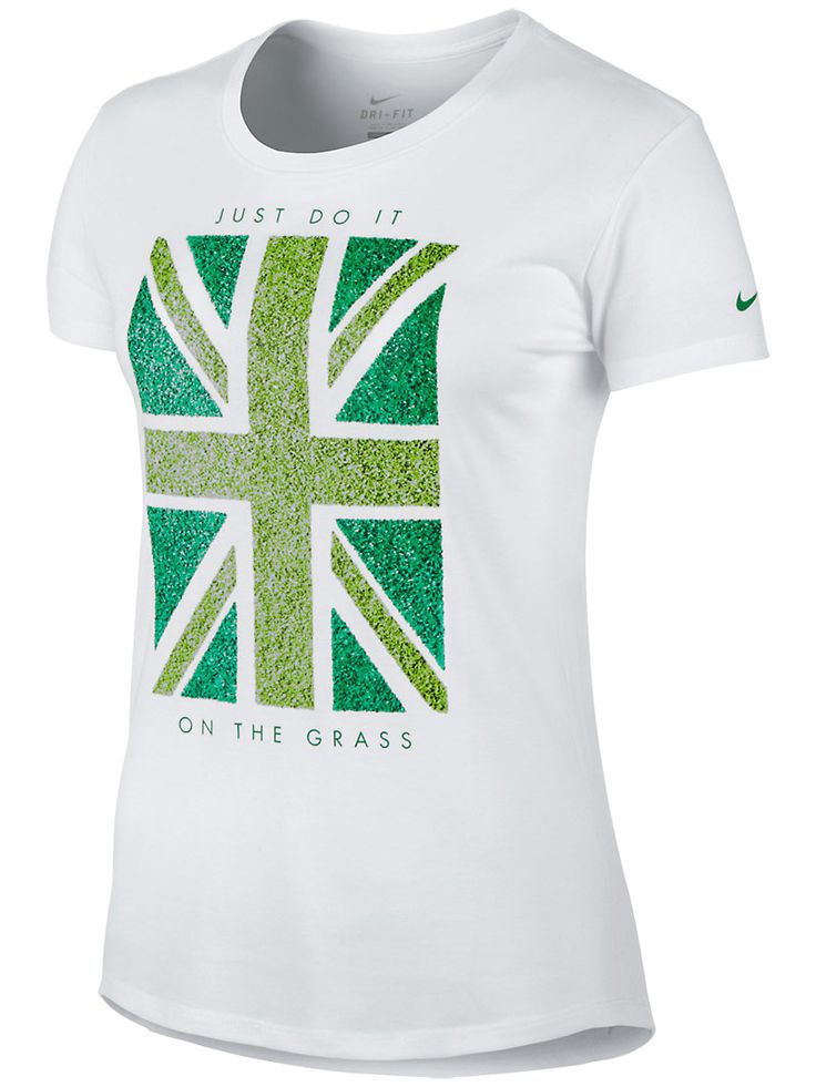 I WANT THIS SOO BAD!!! Nikeu0027s Grass Court #Tennis shirt for @Nike - t ren f r k chenschr nke