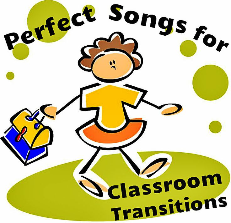 Songs for Classroom Transitions | Hallway Transitions | Readyteacher.com