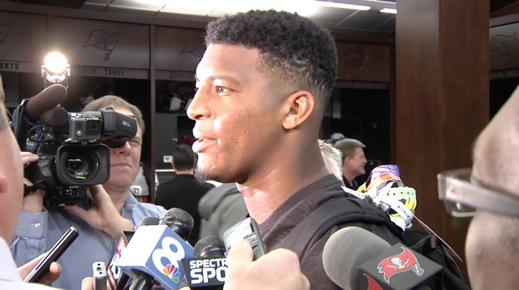 """Jameis Winston on first month of off-season plans - """"Having fun relaxing eating crab legs that's all.""""  http://ift.tt/2hL0s7d Submitted January 02 2017 at 03:18PM by Flacracker_173 via reddit http://ift.tt/2hKz7lx"""