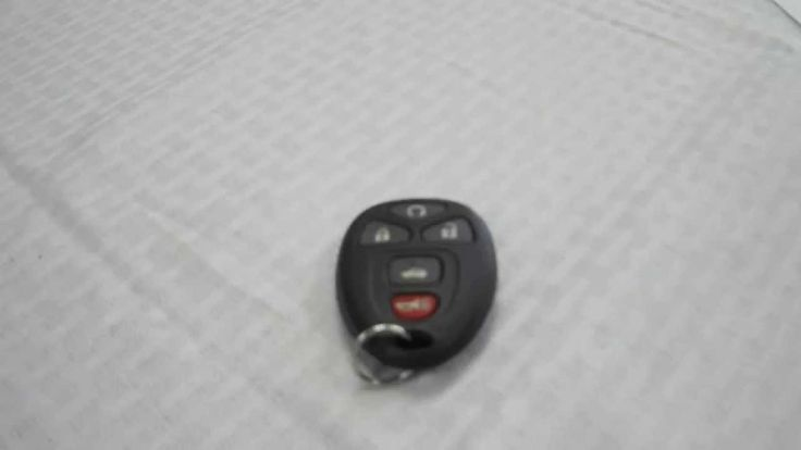 How to Replace Key Fob Battery for Chevrolet Impala 2006 - 2013