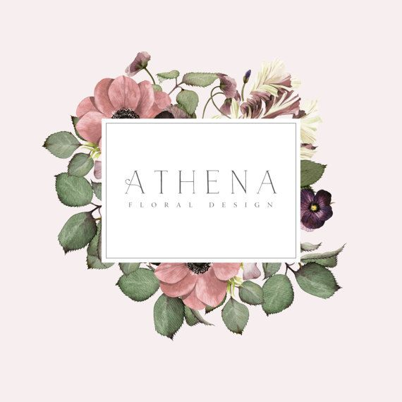 1000 ideas about florist logo on pinterest logo ideas