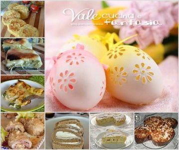 Raccolta di ricette per il menù di Pasqua