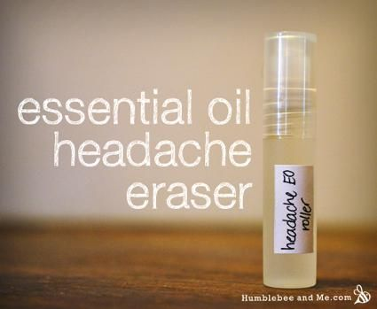 Skip The Ibuprofen: Essential Oil Treatment For Headaches...http://homestead-and-survival.com/skip-the-ibuprofen-essential-oil-treatment-for-headaches/
