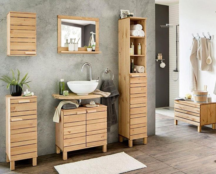 badezimmer wandschrank. Black Bedroom Furniture Sets. Home Design Ideas