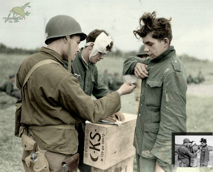 the wounded soldier descriptive essay We were soldiers is a war film produced in 2002 the film dramatizes the pro-vietnam era, battle of la drang, offering a non-political take with a true story of the war's battle in 1965.