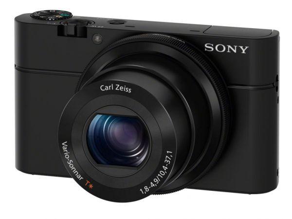 Sony DSC-RX100 czarny - Aparaty cyfrowe - Foto - Sklep internetowy Cyfrowe.pl