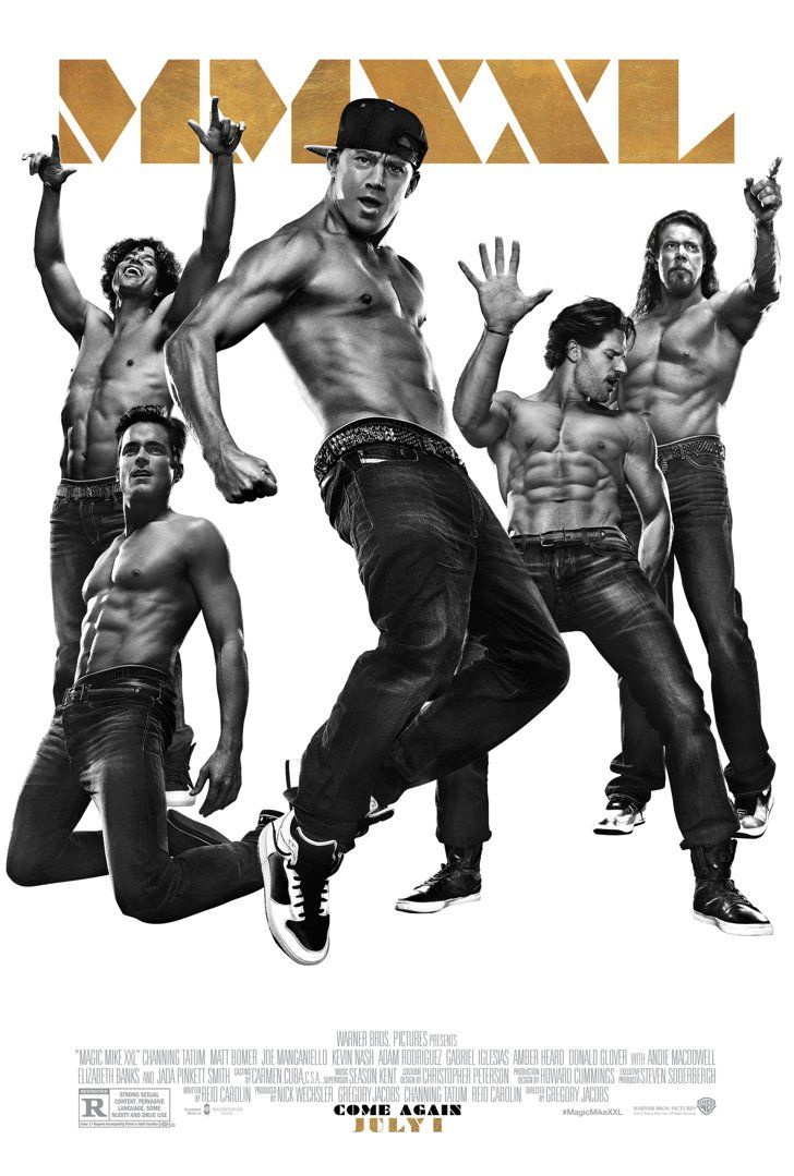 Pin for Later: 11 Legitimately Important Things Channing Tatum Revealed About Magic Mike XXL