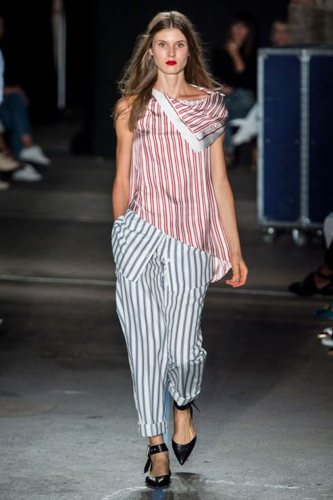 Trends Spring 2017: WALK THE LINE - Monse