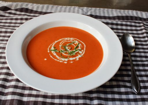 Food Wishes Video Recipes: Tomato Bisque – Soup Might Not Count as a Meal, but Bisque Certainly Does