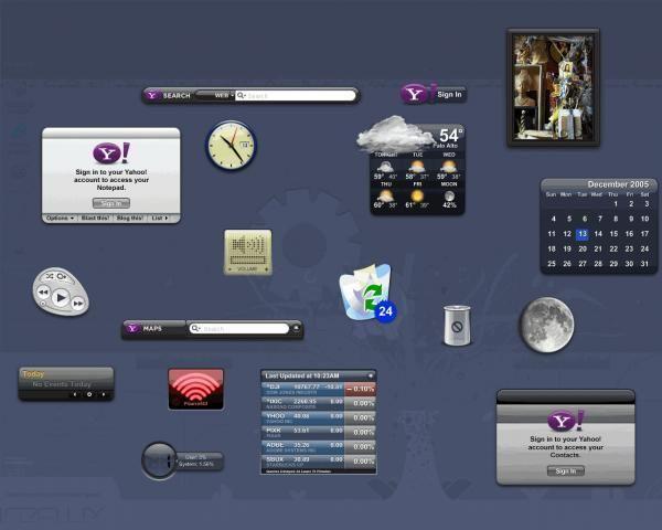 Yahoo! Widgets free download, 100% safe and virus free Windows; Mac; Web Apps; iPhone; Android; More. Palm OS; Pocket PC desktop clock widgets xp / yahoo clock widgets / Yahoo!