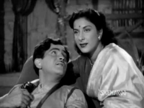 Aah - Songs Collection - Raj Kapoor - Nargis - Lata - Mukesh - Shankar Jaikishan