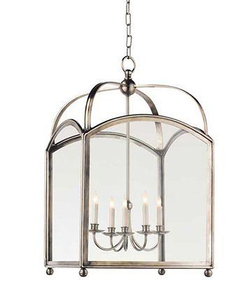 Visual Comfort Large Arch Top Lantern