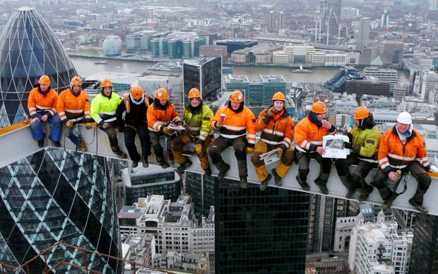 Key gauges of the construction sector's health defied City analysts this   September, signalling that the pace of growth has increased yet again