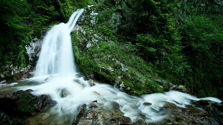 Cool Wallpapers Nature Waterfall HD Wallpaper