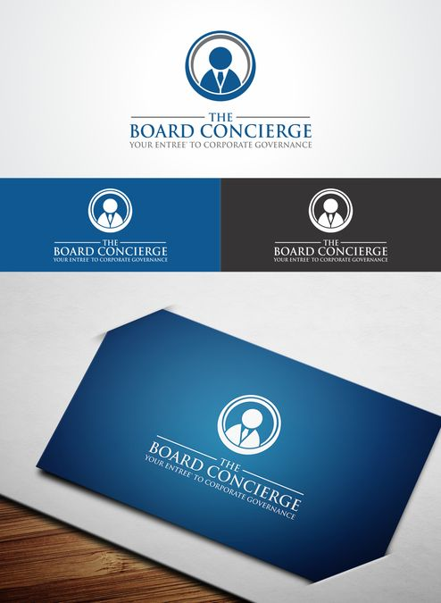 Create a respected design for a Corporate Governance company by siBejo