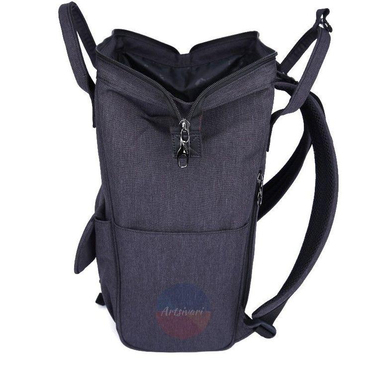 "Women Waterproof Oxford 12"" Laptop Backpack Travel Handbag College School Bag | eBay"