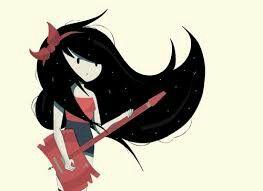 Adventure Time Marceline And Vampire