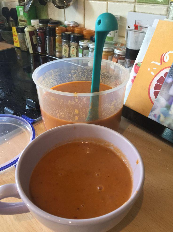Five Bean Salad Soup