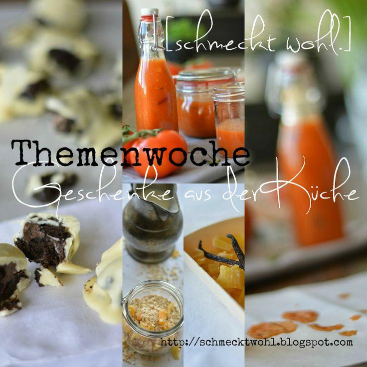 16 best schmecktwohl - Geschenke aus der Küche images on Pinterest - geschenke für die küche