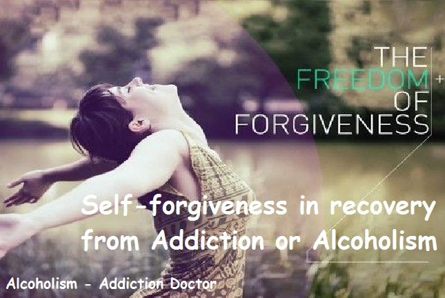 Often the hardest person for us to forgive is ourself. When we have been living with the guilt, shame, remorse, and self-loathing brought on by our alcoholism or addiction, forgiving ourselves is necessary to break free from the power that our drug or drink holds over us. We discuss how to do just that. Covered: substance use, comorbidity, recovery, help, treatment, sobriety, psychology, relapse, mental health, depression.