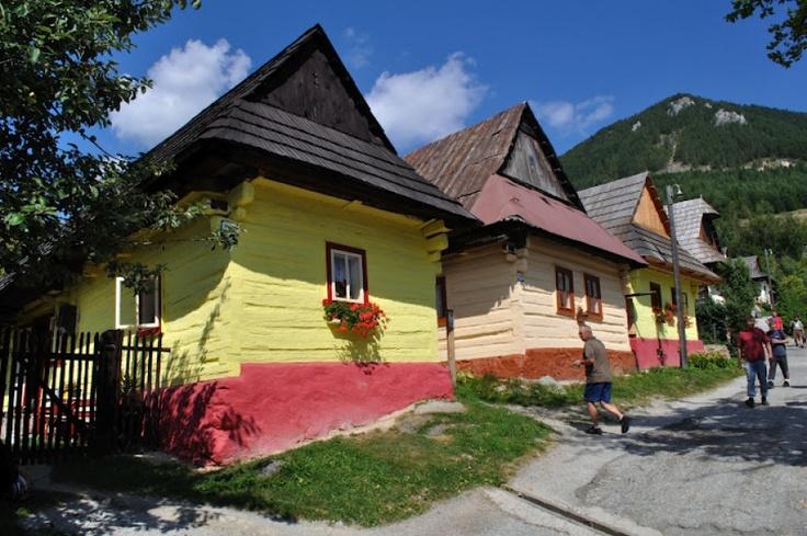 Vlkolinec (UNESCO) - Vlkolinec, Slovakia