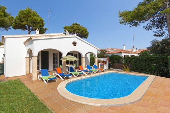 Villa Puput, Calan Blanes, Menorca, Spain. Find more at www.villaplus.com