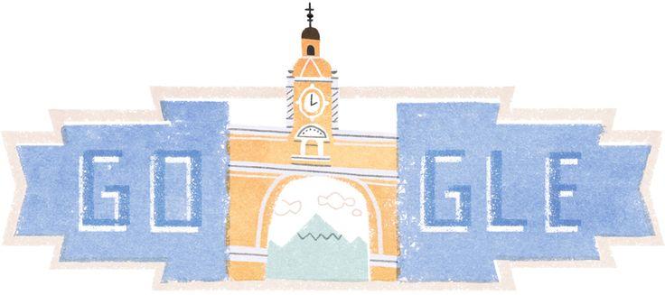 SEO          15 de Septiembre de 2016   Independencia de Guatemala.     Google…