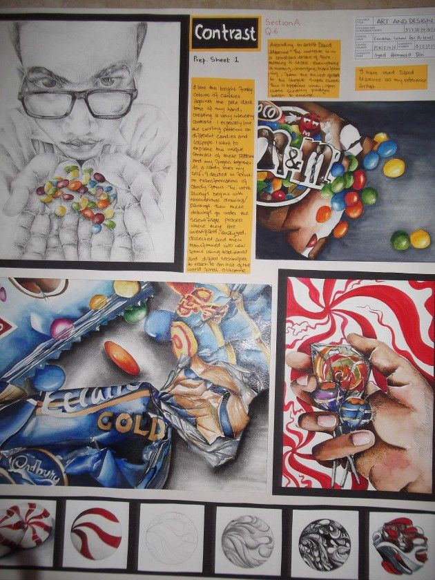 best Beautiful IGCSE   GCSE Art images on Pinterest     Pinterest